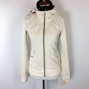 Lululemon Jacket Hoodie Removable Front Layer